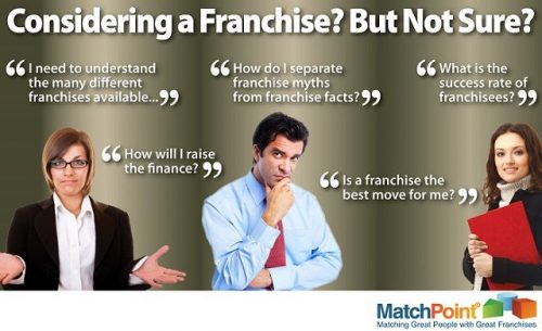 franchise consultant role