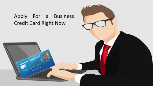 use a separate credit card for business