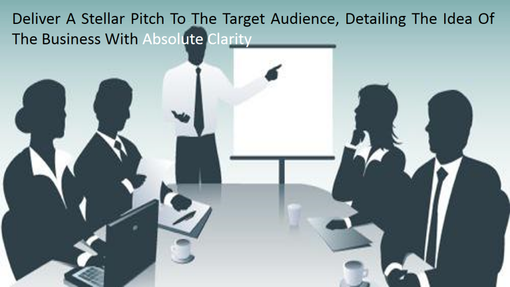 make a stellar pitch