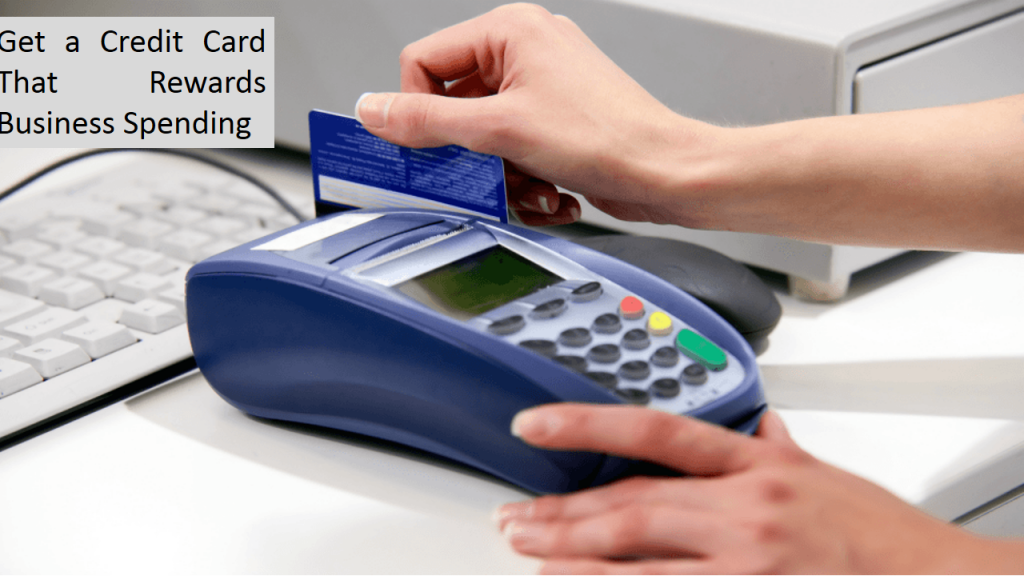 Fund A Small Online Business With A Credit Card That Offers Rewards On Business Spending