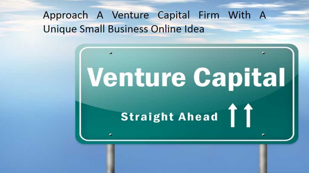 Look For Venture Capital