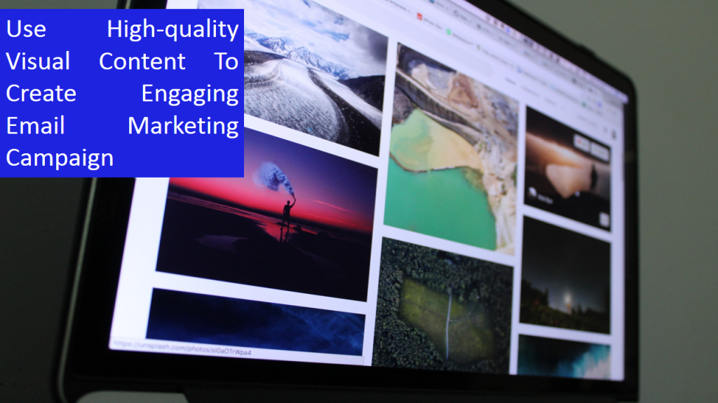 Share High-Quality Visual Content
