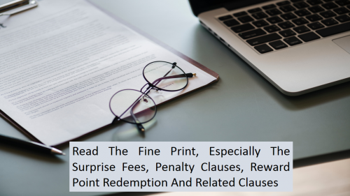 Read The Fine Print Before You Fund A Small Online Business With A Credit Card