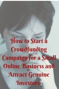 how to start a crowdfunding campaign for a small business