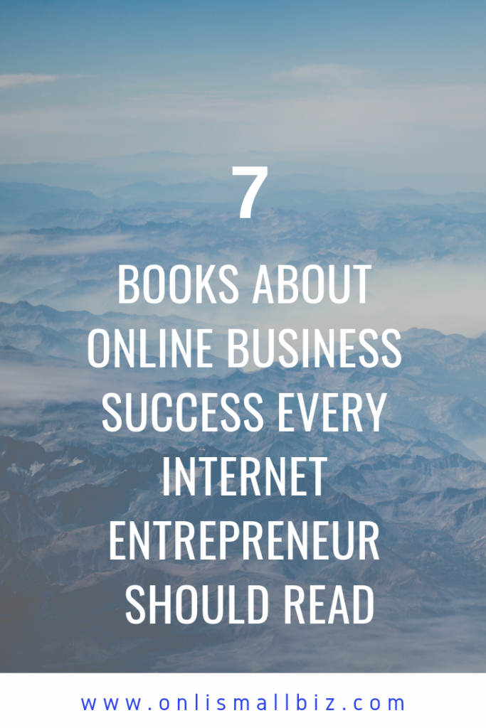 7 books about online business success
