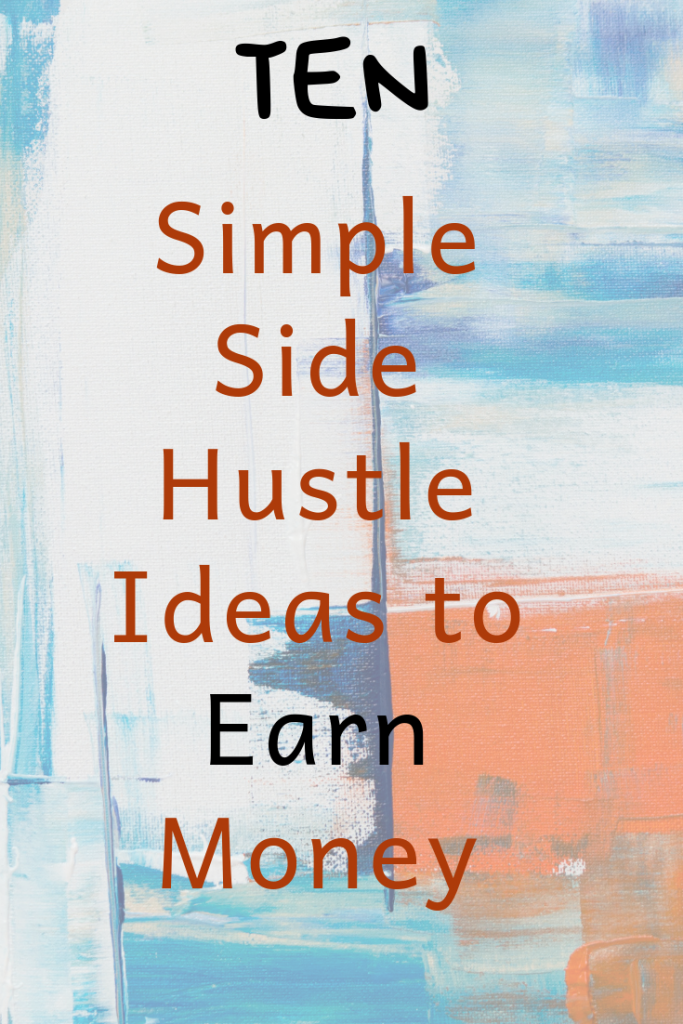 side hustle ideas to earn money while running a business