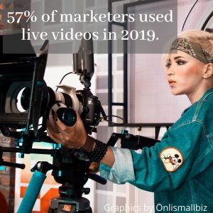 why live videos are getting popular