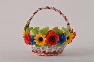 handmade baskets- one of the great creative online business ideas
