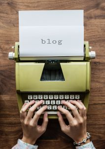 blogging_online business ideas