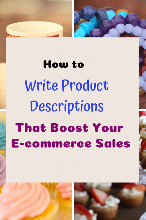 write product descriptions-pinterest image