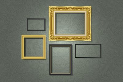 customized picture frame- one of the great creative business ideas to make money