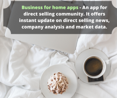 business app for direct selling professionals