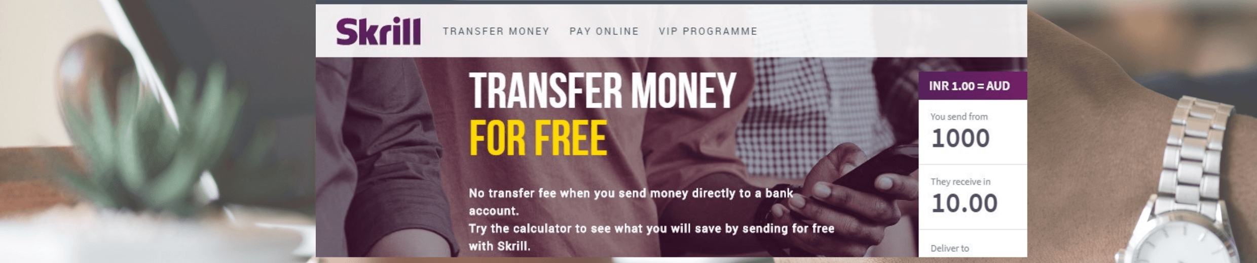 Skrill one of the top PayPal alternatives