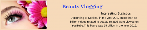 beauty vlogging - a great money making biz idea