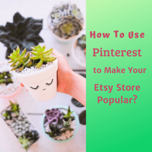 promote etsy shop for free on pinterest