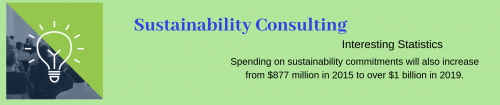 sustainability consulting- one of the great money making business ideas