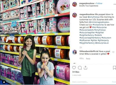 tell stories on Insta - one of the effective Instagram post ideas for brands
