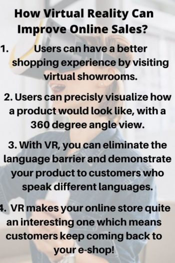 virtual reality in ecommerce