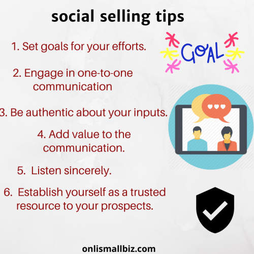 use social selling to make your blog popular in 2020