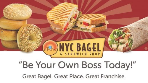 NYC bagel one of the best affordable food franchises under 50K