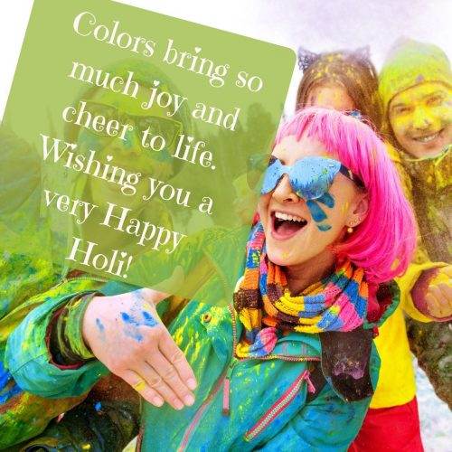 happy holi wishes for friends