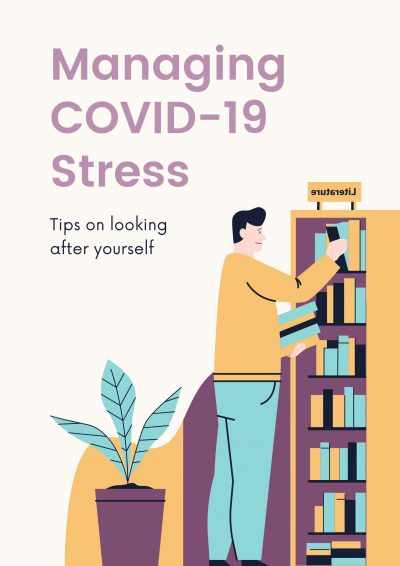 tips to manage covid-19 stress