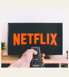 blog about netflix or web series