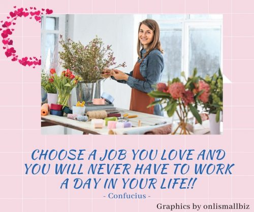 inspiring quote about work life
