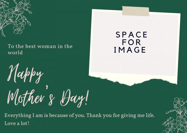 mother's day card ideas with words