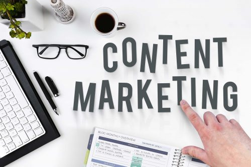 content-marketing real estate