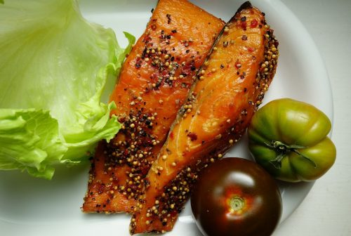 oily fish for energy boosting