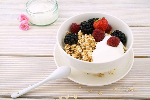 yogurt- a ready energy source