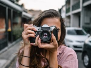invest in a digital camera to make a good product video