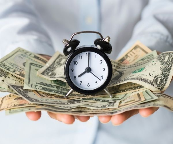 save time running a business