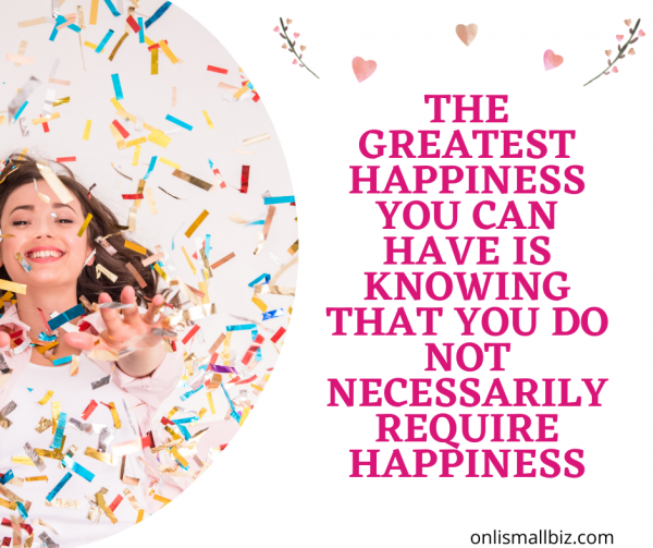 Facebook quotes on happiness.onlismallbiz