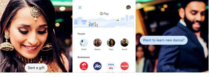 Google Pay one of the secure contactless payment options