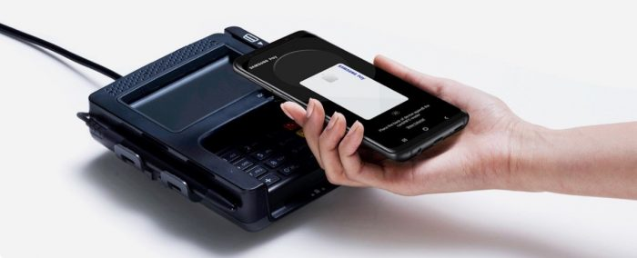 samsung pay- one of the best contactless option for credit card payments